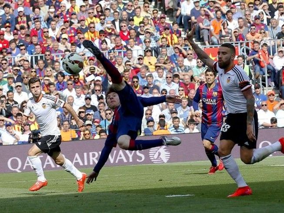 Messi…đại đế