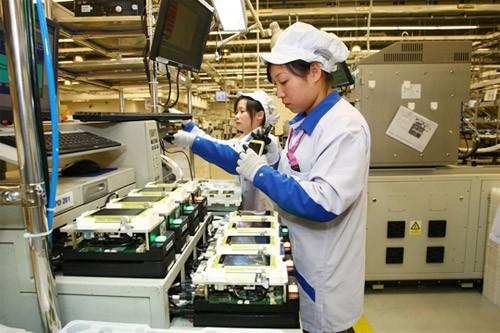 Quý I: Xuất khẩu 6,7 tỷ USD điện thoại