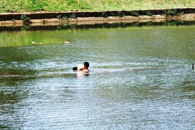 Đánh bắt cá trên sông phát hiện thi thể một phụ nữ