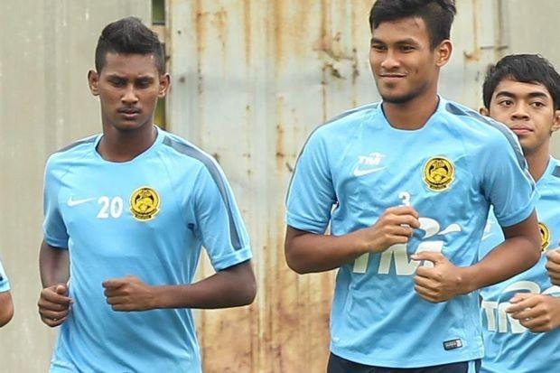 U-23 Malaysia chạy nước rút