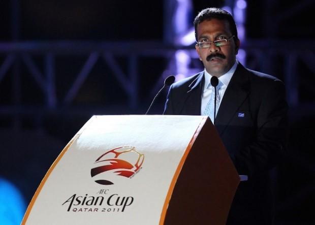 Tổng thư ký AFC 'dính chàm' nặng