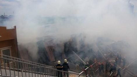 Toàn cảnh vụ bà hỏa thiêu rụi dãy nhà trọ đường Phạm Văn Đồng