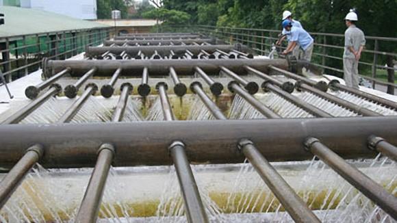 TP. HCM có thêm 27.000 hộ dân được dùng nước sạch