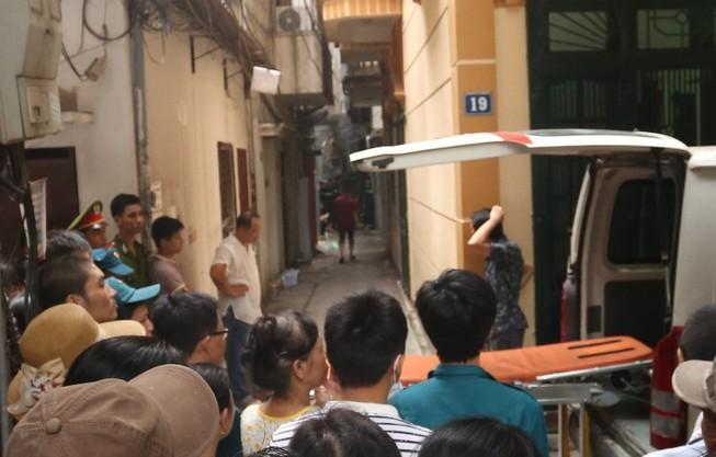 Giây phút sinh tử của gia đình 5 người chết cháy ở Hà Nội