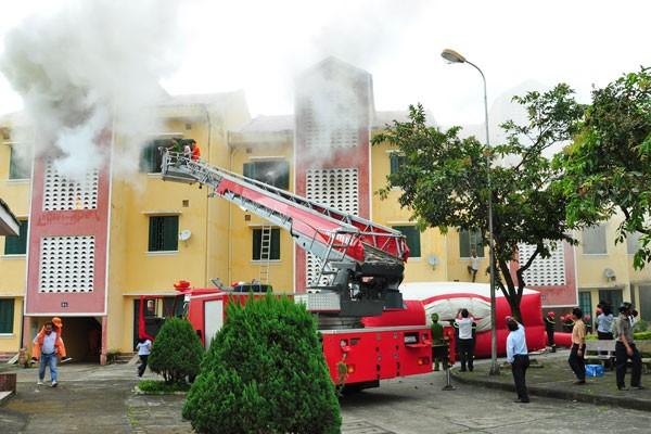Cháy nhà, mất mạng nào ai có ngờ