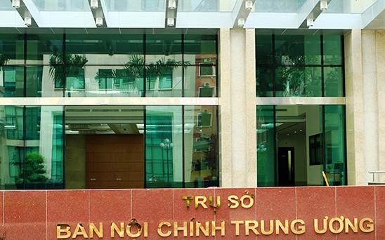 Ban Nội chính Trung ương chuyển về trụ sở mới