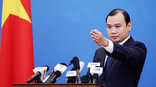 Việt Nam lên tiếng về căng thẳng biên giới giữa Việt Nam – Camphuchia