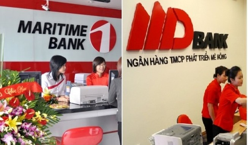 NH Phát triển Mê Kông chuẩn bị sáp nhập vào Maritime Bank