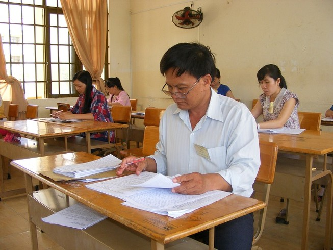 Tây Ninh: hơn 1000 thí sinh trượt tốt nghiệp THPT