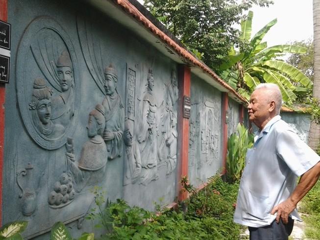 20 năm vườn Kiều giữa lòng thành phố Biên Hòa