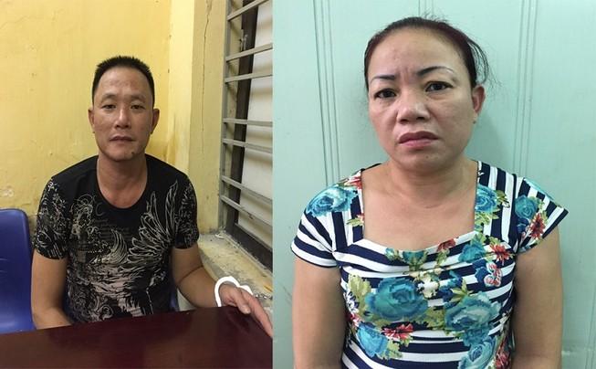 Bắt cặp vợ chồng 'mượn' đường xe khách để buôn ma túy