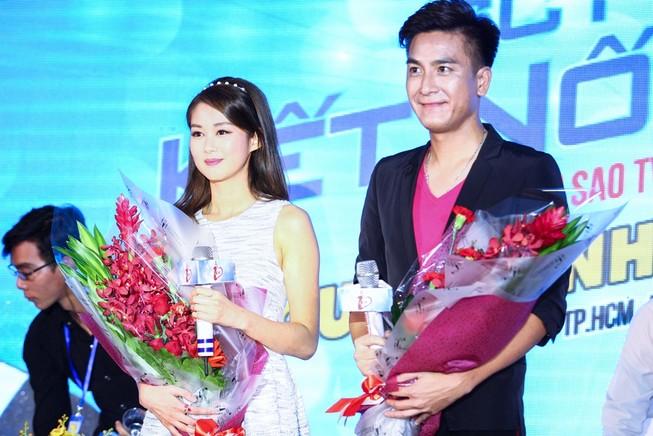 Mã Quốc Minh – Sầm Lệ Hương chiếm trọn cảm tình khán giả Việt