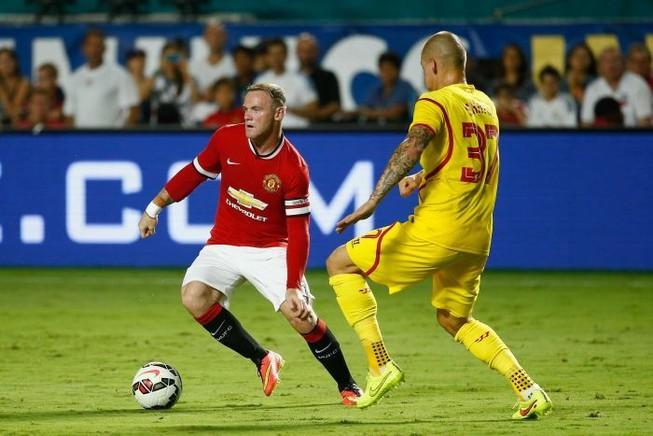 M.U 3-1 Liverpool: Xứng đáng là trận derby nước Anh