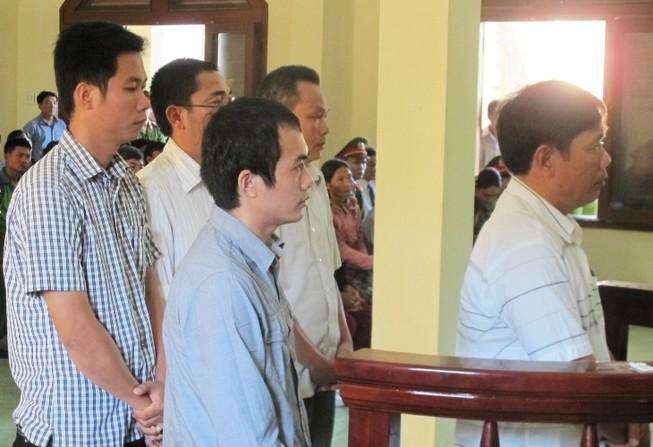 Hoãn xử phúc thẩm vụ công an đánh chết nghi can ở Phú Yên