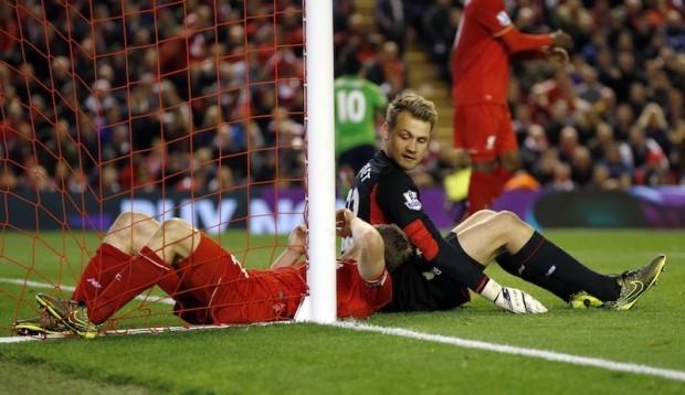 Hòa ba trận liên tiếp, Liverpool đâu phải đã tận thế