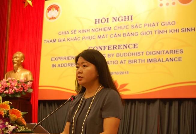 Châu Á thiếu hụt  117 triệu phụ nữ