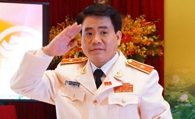 Chân dung Thiếu tướng Nguyễn Đức Chung, ứng cử viên vị trí chủ tịch TP Hà Nội