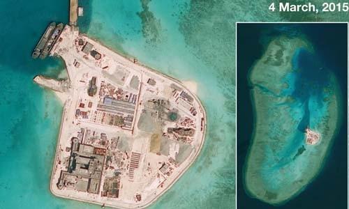 Việt Nam phản bác tuyên bố của chủ tịch Trung Quốc về biển Đông