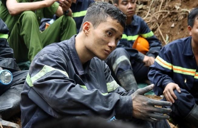 Sập mỏ than ở Hòa Bình: hai nạn nhân vẫn bặt vô âm tín