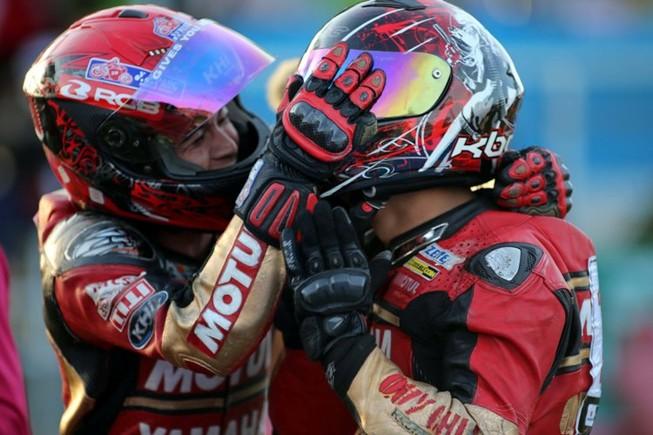 Nguyễn Viết Linh vô địch vòng 4 giải Suzuki Raider R150