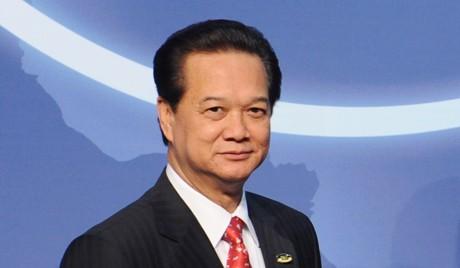 Thủ tướng Nguyễn Tấn Dũng lên đường thăm làm việc tại châu Âu
