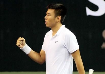 Giải quần vợt Men's Futures F2 Campuchia: Lý Hoàng Nam vào bán kết