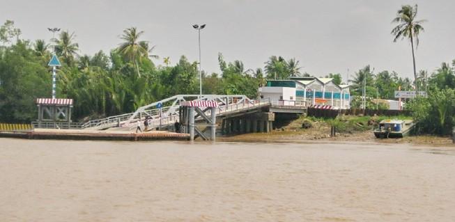 Trên 5.700 tỉ đồng xây cầu nối liền Trà Vinh - Sóc Trăng
