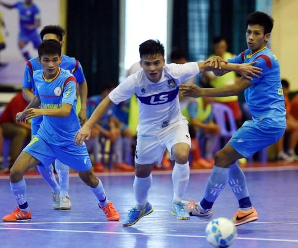 Hải Phương Nam - Phú Nhuận vô địch Futsal Cúp Quốc gia lần I