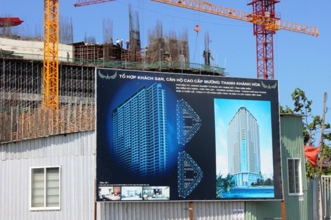 Khánh Hòa vẫn muốn cho xây các cao ốc hơn 40 tầng