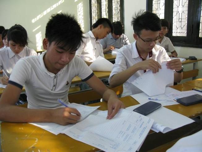 Điểm mới trong kỳ thi tốt nghiệp THPT quốc gia