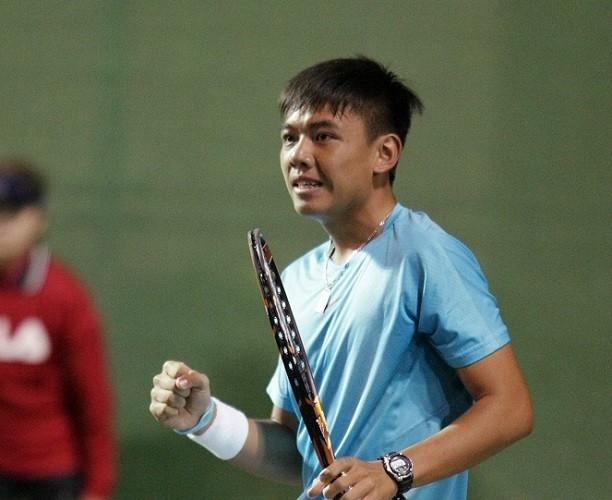 Lý Hoàng Nam làm trụ cột tại Davis Cup