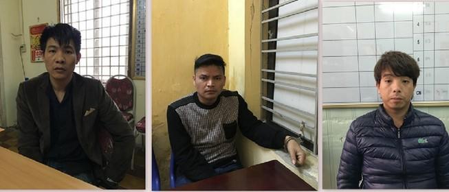 Nhóm thanh niên Hải Phòng chở hơn 3 kg ma túy