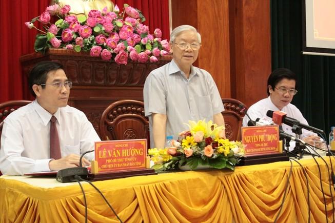 Tiền Giang cần 3.700 tỉ đồng phòng chống biến đổi khí hậu