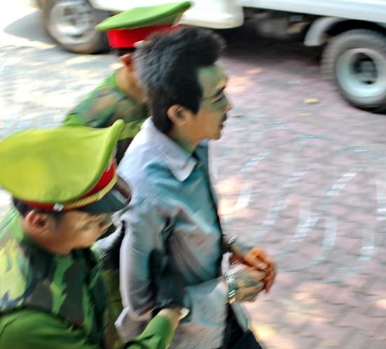Trùm giang hồ Phú Quốc bình thản khi bị tuyên án tử
