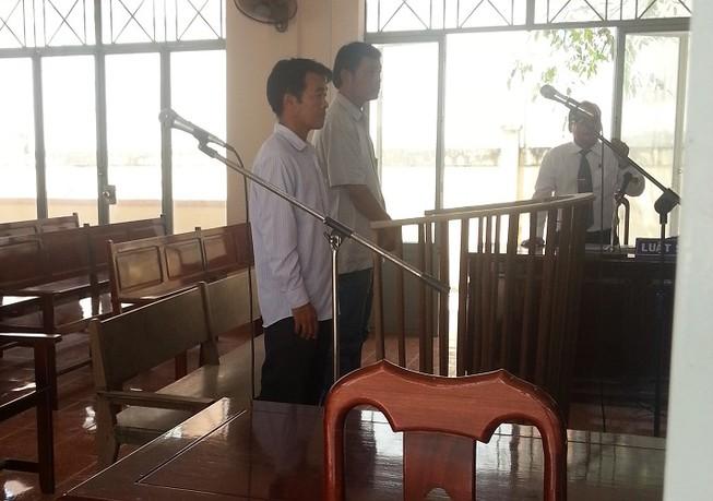 Nguyên lãnh đạo xã nói mình phạm tội do 'nhận thức pháp luật hạn chế'