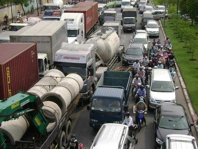 Phát triển cảng cạn ICD để giảm kẹt xe