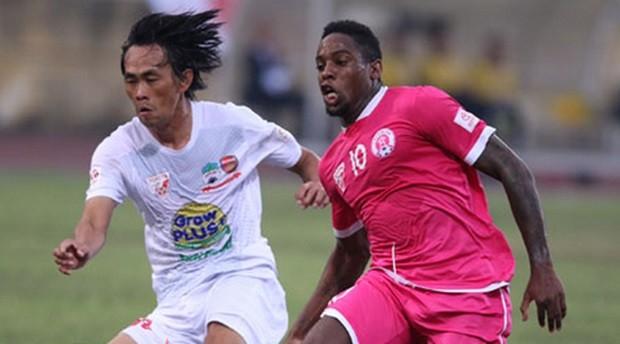 Ngoại binh đội tuyển Sài Gòn dự Copa America 2016
