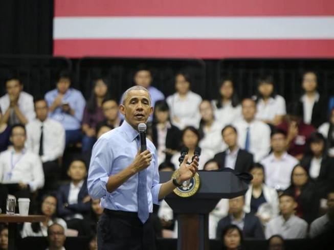 Những điều Tổng thống Obama nhắn gửi giới trẻ Việt Nam