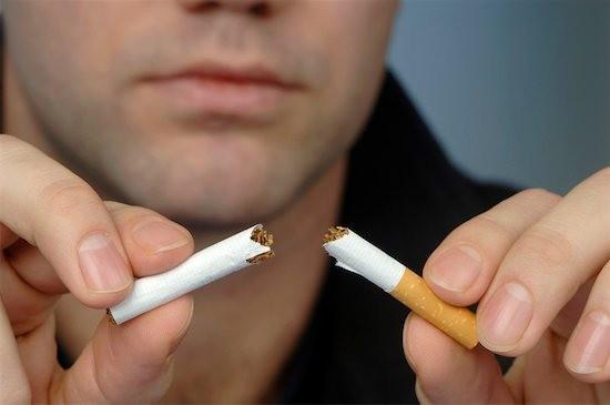 10 cái 'hơn người' ở quý ông mới bỏ thuốc lá
