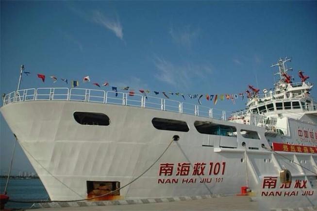 Ba tàu của Trung Quốc tham gia tìm kiếm CASA 212