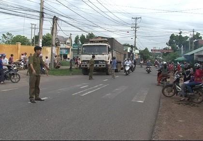 Một đại tá tử vong vì tai nạn giao thông