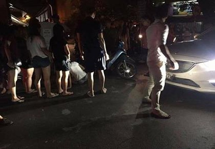 Thông tin về vụ 'tài xế gây tai nạn rồi đuổi nạn nhân xuống xe'