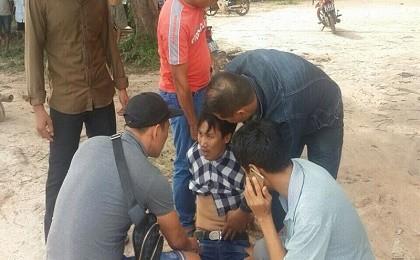 Bắt kẻ sát hại 'vợ hờ', trốn sang Campuchia bảo kê sòng bạc