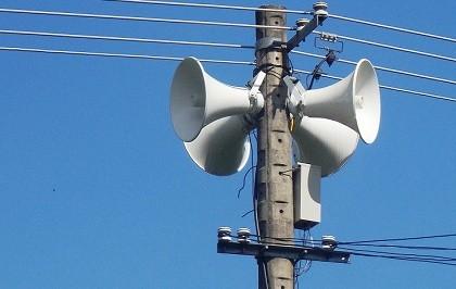 Đài truyền thanh phường bị nhiễu sóng Trung Quốc