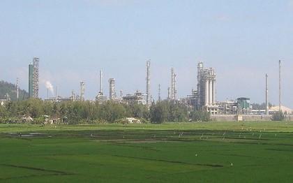 Diễn tập chống khủng bố Nhà máy lọc dầu Dung Quất