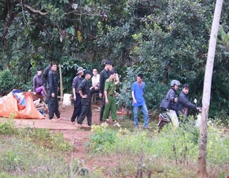 Toàn cảnh vụ công ty cưỡng chế đất, 3 người bị bắn chết