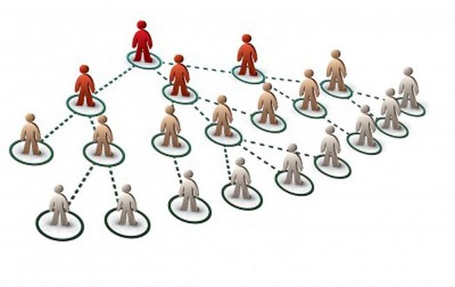 Xóa sổ 25 công ty kinh doanh đa cấp
