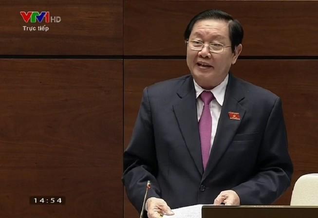 Bộ trưởng Nội vụ: Có việc bổ nhiệm ồ ạt cuối nhiệm kỳ