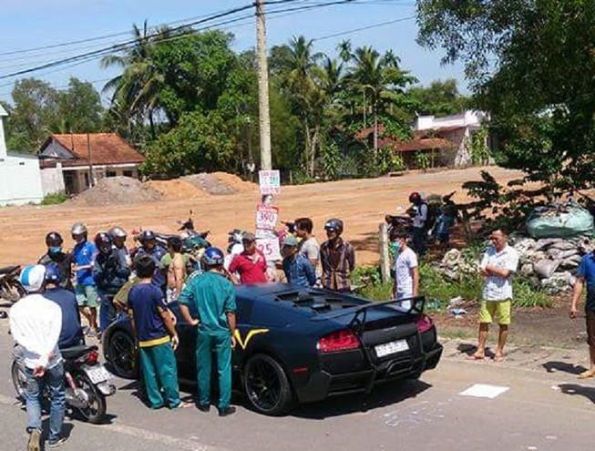Thông tin mới vụ siêu xe Lamborghini tông chết người
