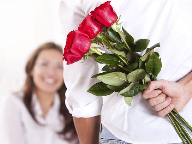 Valentine và những bất ngờ về chuyện ga-lăng